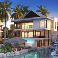 Private Luxury Homes in Kembali Kai Grand Cayman