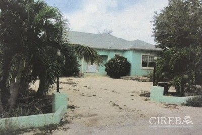 3 BEDROOM - CAYMAN BRAC - OFF CHARLOTTES ROAD