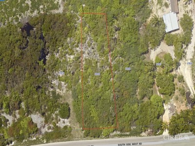 CAYMAN BRAC SOUTH WEST LOT