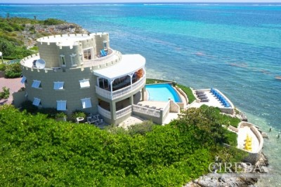 CAYMAN CASTLE & GUEST COTTAGE