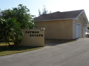CAYMAN ESCAPE