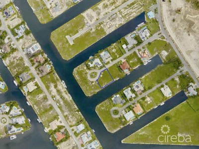 CRYSTAL HARBOUR CANAL LOT - WATERFORD QUAY - 0.3336 ACRES