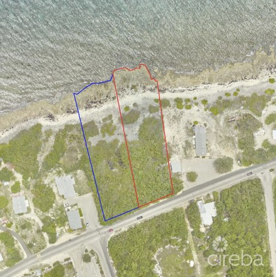 NORTHCOAST OCEANFRONT LOT S 205 + 206