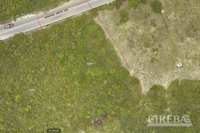 RESIDENTIAL LAND CAYMAN BRAC WEST