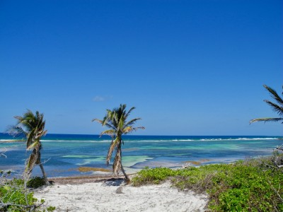 RUM POINT BEACH FRONT LAND