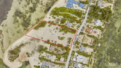 SAND POINT ROAD BEACHFRONT ESTATE SITE