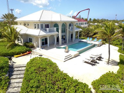 SUN CLOUD - CAYMAN KAI HOME