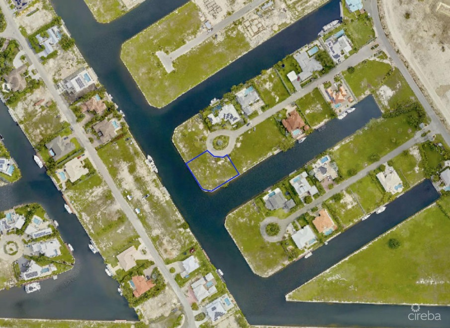 CRYSTAL HARBOUR CORNER CANAL LOT - WATERFORD QUAY - 0.4238 ACRES - Image 7
