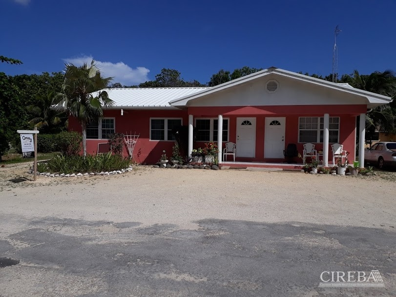 INVESTMENT DREAM 3 BED AND 1 BED DUPLEX PLOVER CRESCENT CAYMAN BRAC - Image 1