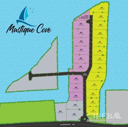 MUSTIQUE COVE LOT 11 - Image 2
