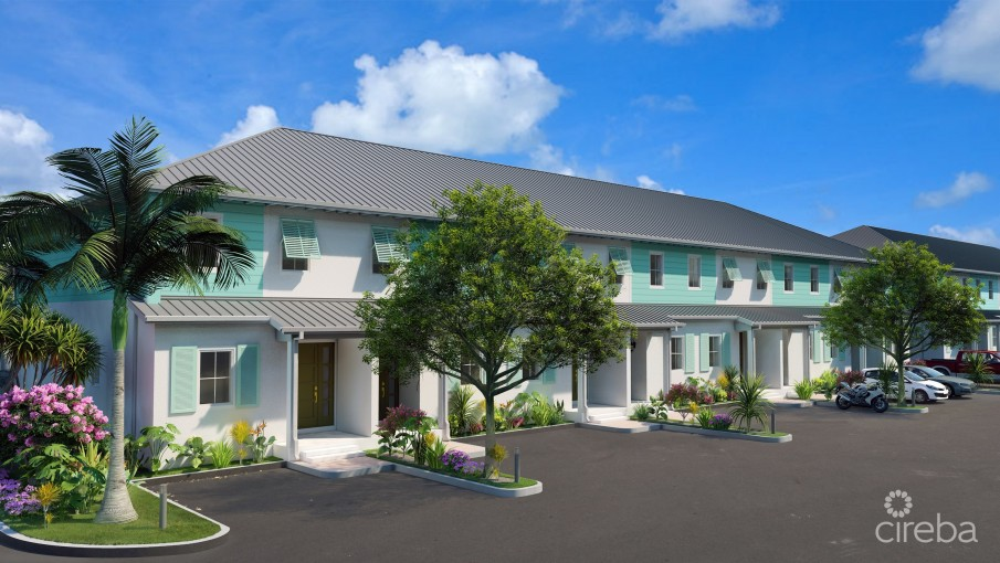 3BED/3BATH TOWNHOME - PERIWINKLE PHASE 3 - Image 2