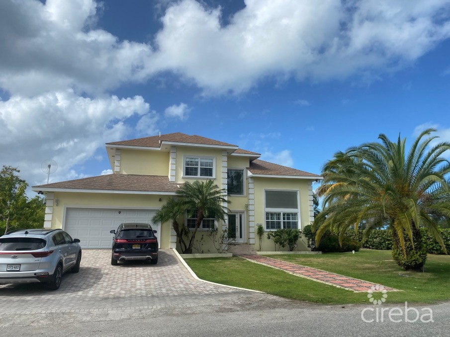 SUNRISE LANDING EXECUTIVE CANAL FRONT HOME - Image 1