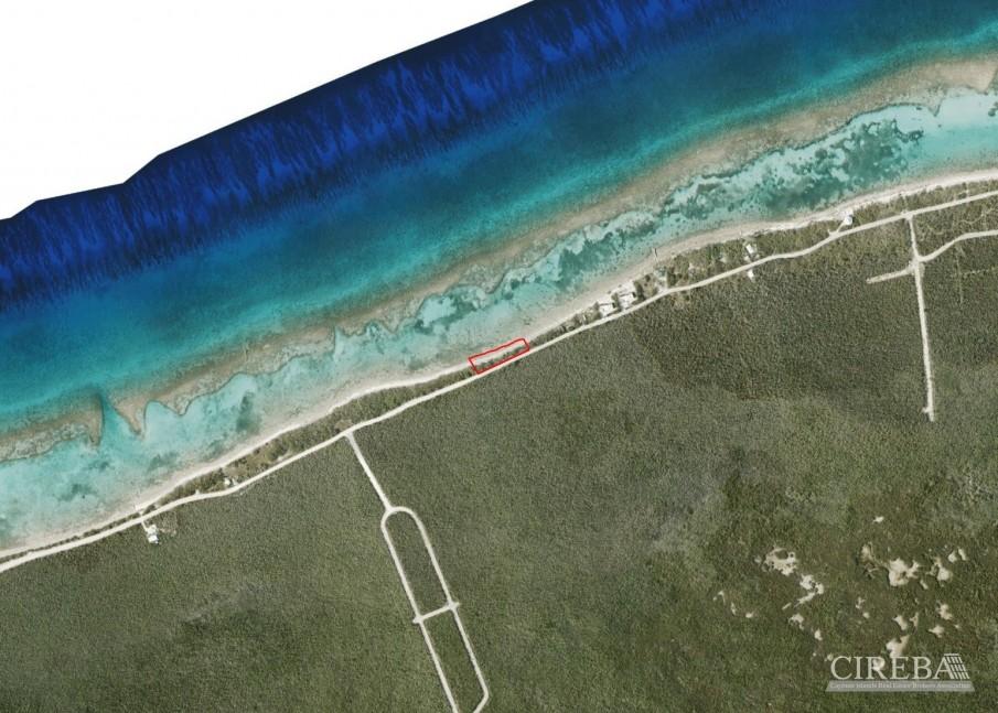 WATERFRONT BEACH INTERIOR LAND  LITTLE CAYMAN - Image 1